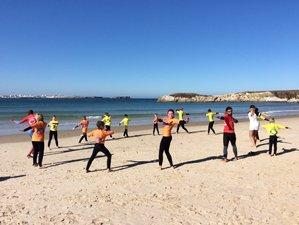 8 Days Surf Camp in Ferrel, Portugal