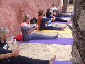 6 Tage Gleichgewicht für Körper und Geist Yoga Urlaub in Alicante, Spanien