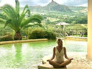 3 Day Luxury Spiritual Yoga and Meditation Retreat with Spa Wellness in Tuscany