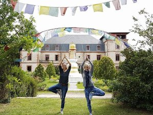 5 Days Rebalancing Yoga Retreat in France
