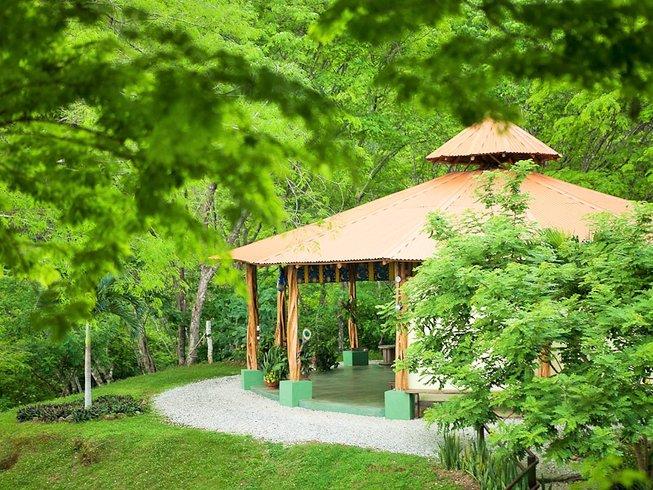 5 Days Water Aerobics & Renewal Yoga Retreat Costa Rica