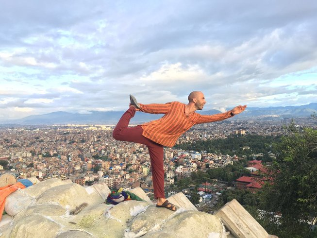 28 Days 200 Hour Yoga Teacher Training in Nepal
