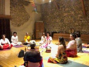 3 jours en week-end de yoga, détox, marche, danse et méditation à Gigors-et-Lozeron, Drôme