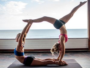 8 Days Acro, Aerial and Yoga Circus with Purpose Retreat in Popoyo, Nicaragua