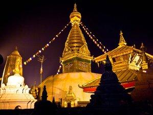 5 Day Cultural Tour, Meditation, and Yoga Retreat in Kathmandu, Bagmati Pradesh