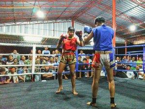90 Days Full Muay Thai Experiences, Wellness and Enjoyable Activities in Wichian Buri, Phetchabun