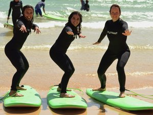 15 Days Yoga and Surf Camp in Fuerteventura