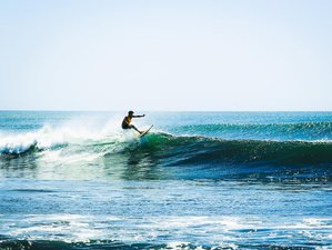 8 Days Yoga and Surf Camp in Chinandega, Nicaragua
