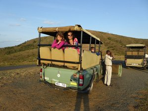 3 Day Hluhluwe Imfolozi Big 5 Safari - Budget Package - Durban, South Africa