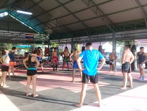 21 Days VIP Muay Thai Training in Krabi, Thailand