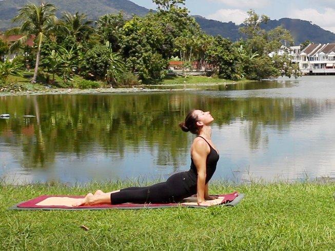 15 jours en retraite de yoga anti-âge à Phuket, Thaïlande