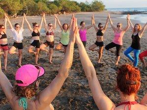 18 jours-200h de formation de professeur de yoga thérapeutique au Costa Rica