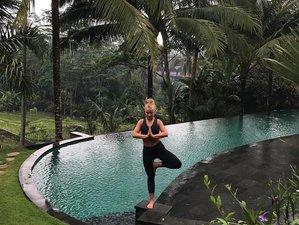 4 jours en stage de yoga romantique à Bali, Indonésie