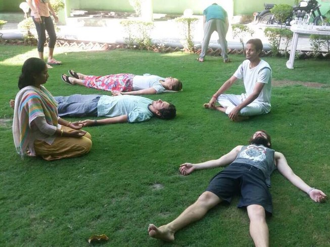 7 Days Sadhaka Yoga Retreat Rishikesh, India