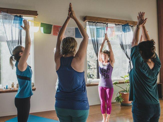 5 días retiro de yoga, meditación y Pilates de Año Nuevo en California, Estados Unidos