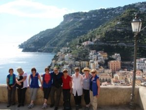 8 Days Walking and Cooking in Amalfi Coast, Italy