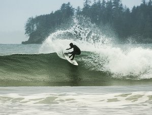 3 Days Beginner Surf Camp in Canada