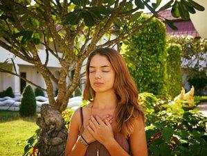 5 Tage Seele Erwecken Teil Zwei Schweigemeditation und Yoga Retreat in Mae Rim, Thailand
