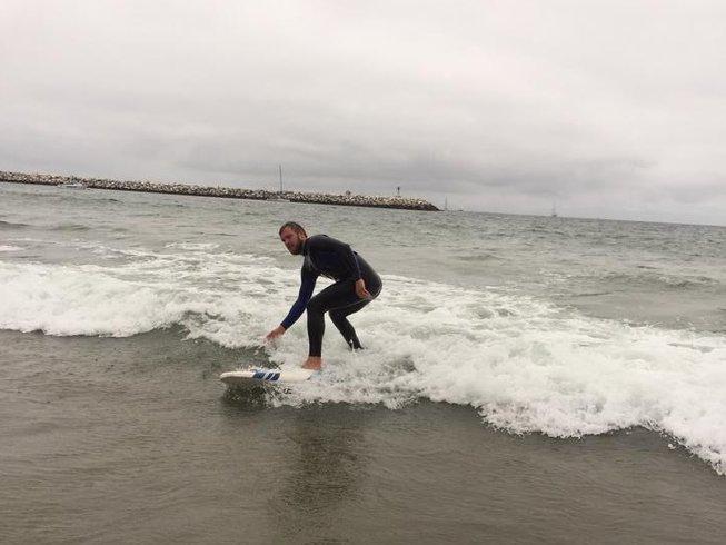 2 Days Weekend Surf Camp California, USA