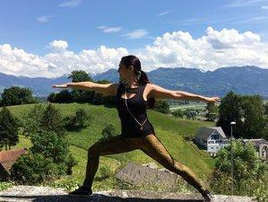 3 Tage Yoga Wellness Wochenende in Silvaplana, Engadin, Schweiz