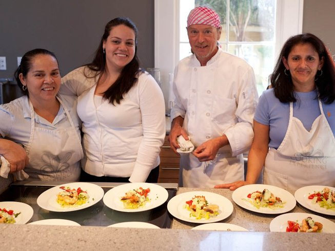 7 Days Cooking Vacations USA