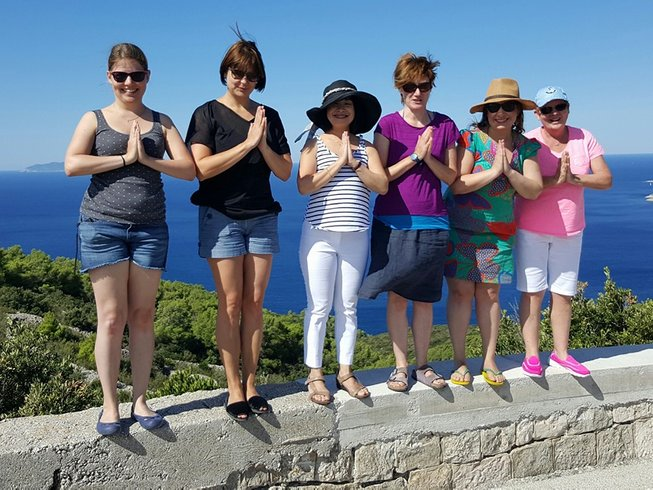 8 Days Yoga, Art & Adventure Retreat in Croatia