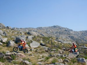6 Days Guided Long Enduro Motorcycle Trip in Porto Area, Portugal