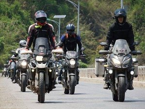 3 Days the Sukhothai Loop Thailand Motorcycle Tours