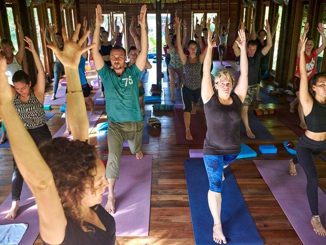 4 Tage Yoga Urlaub auf Koh Yao Noi, Thailand