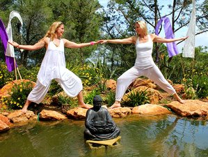 7 Days Get Glowing Yoga Retreat in Ibiza