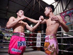 1 Week Muay Thai Training in Bangkok, Thailand