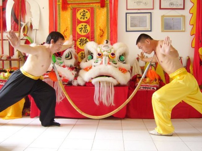 1 Year Advance Traditional Kung Fu Gap Year in China