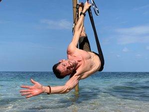 7 Days 50-Hour Aerial Yoga Teacher Training in Koh Phangan, Thailand