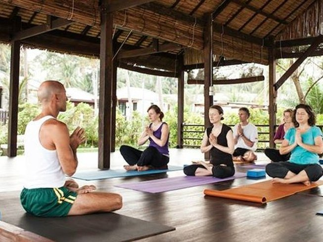 5 Days Core Fitness and Yoga Retreat in Thailand