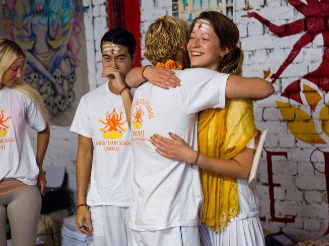 26 Days 200 Hours Multi Style Yoga Teacher Training in Dharamshala, India