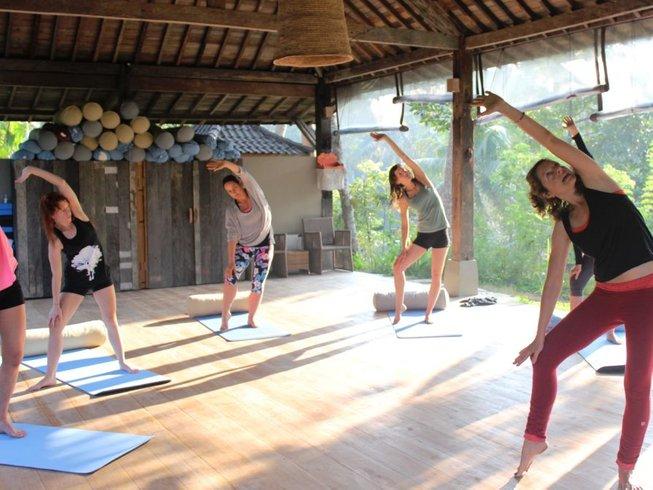 6 Days Bali Yoga Retreats and Raw Culinary Holidays