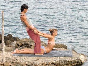 8 Tage Familien Meditation und Yoga Retreat in Sizilien, Italien