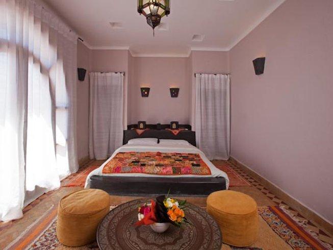 4-Daagse Energieke Yoga en Meditatie Retraite in Essaouira, Marokko