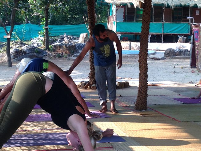 8 Days Yoga and Meditation Retreat in Goa, India