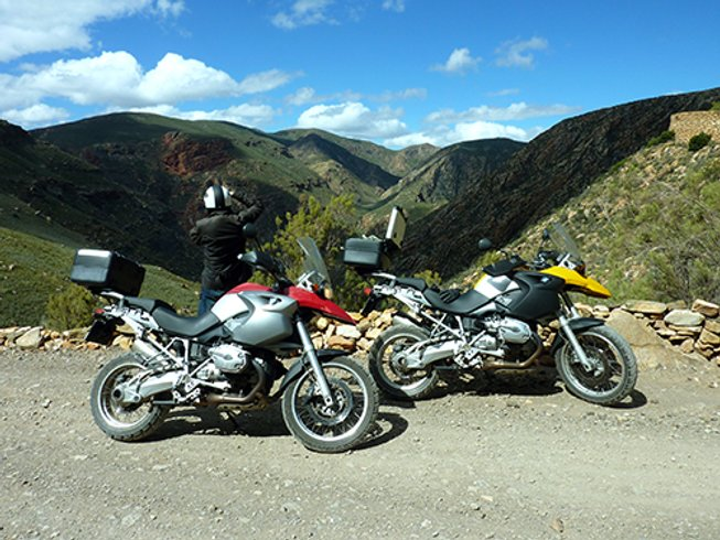 11 Days Guided BMW Motorbike Tour South Africa