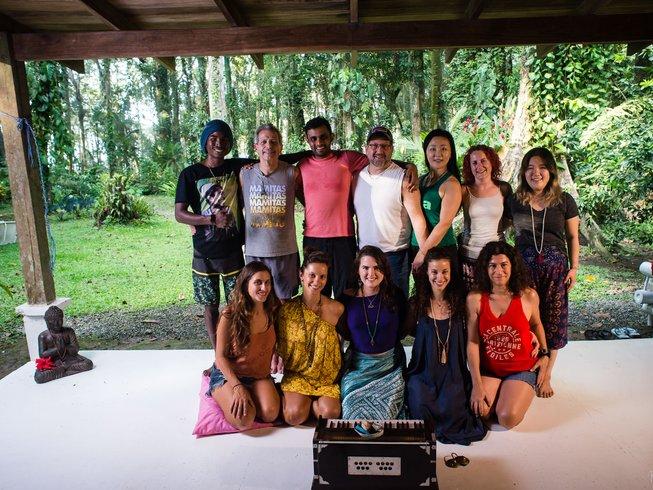 8 días retiro de yoga para renovar y recargar energías en el Puerto Viejo de Talamanca, Costa Rica