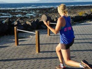8 jours en retraite de yoga fitness en Espagne