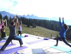9 Days Yoga Retreat in The Dolomites, Italy