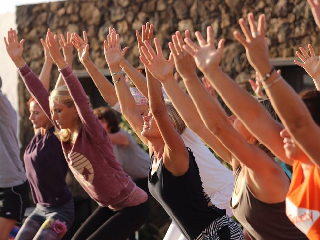 8 Days Rejuvenating Pilates and Yoga Retreat in Fuerteventura, Spain