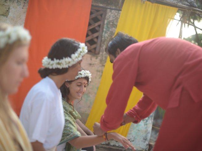 35 jours-300h en formation de professeur de yoga ashtanga vinyasa à Dharamshala, Inde