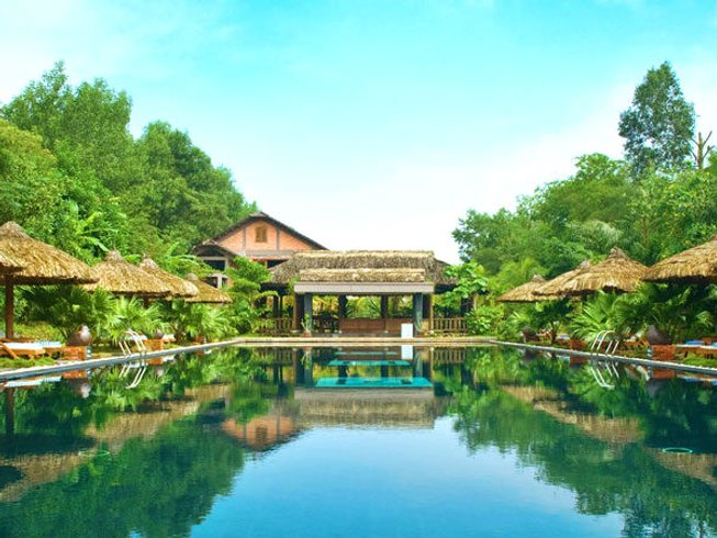 6 Days Yoga Holiday in Hue, Vietnam