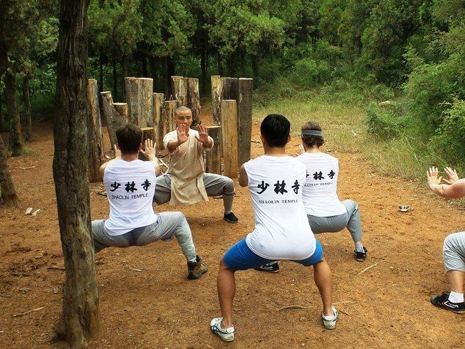1 Week Shaolin Temple Kung Fu Training Experience