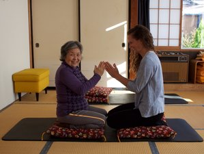 8 Tage Magischer Meditation und Yoga Retreat in Nozawa Onsen, Japan
