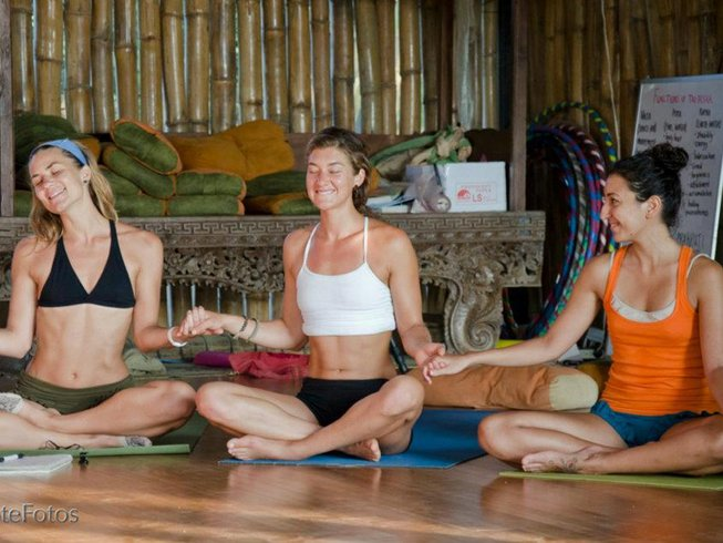 8 Days Yoga Sanctuary Retreat in Costa Rica