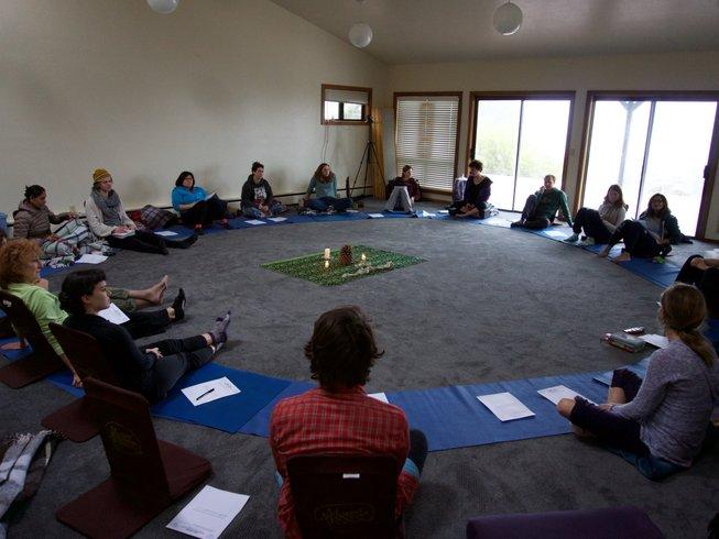 4 jours en stage de yoga et guérison par le son en Californie, États-Unis